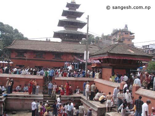 Kumbheshwor Temple