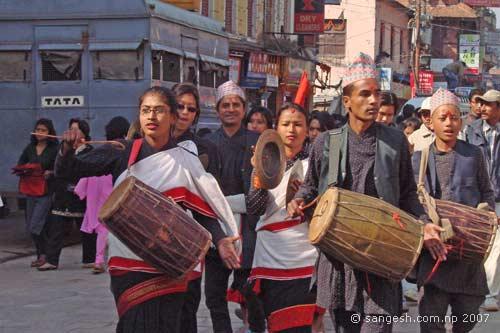 Mandap - Basantapur Durbar Square