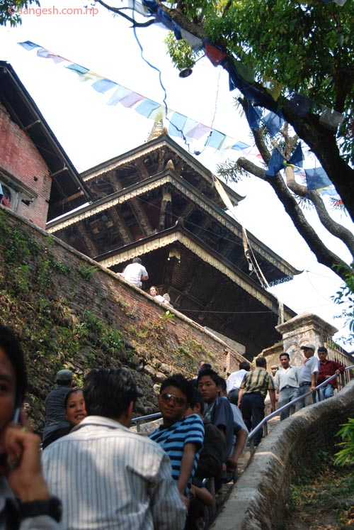 Temple of Bajrayogini