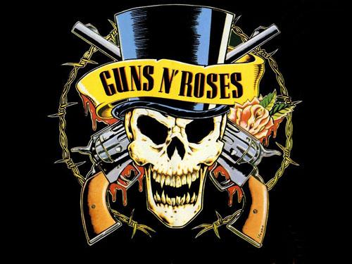 Guns N Roses - Logo