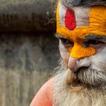 Sadhu's and Sanyasi from Pashupatinath on Maha Shivaratri