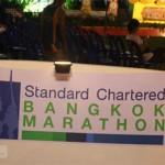 Glimpses of Standard Chartered Bangkok Marathon 2011, Bangkok